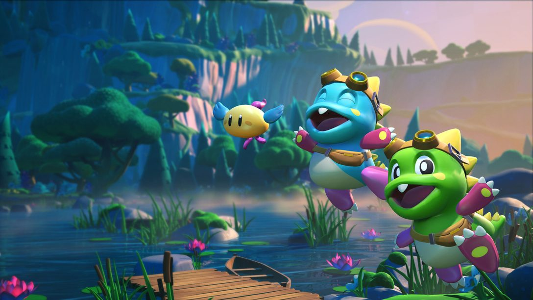 Puzzle Bobble 3D: Vacation Odyssey이 10월 5일 PS5, PS4, PS VR로 출시됩니다