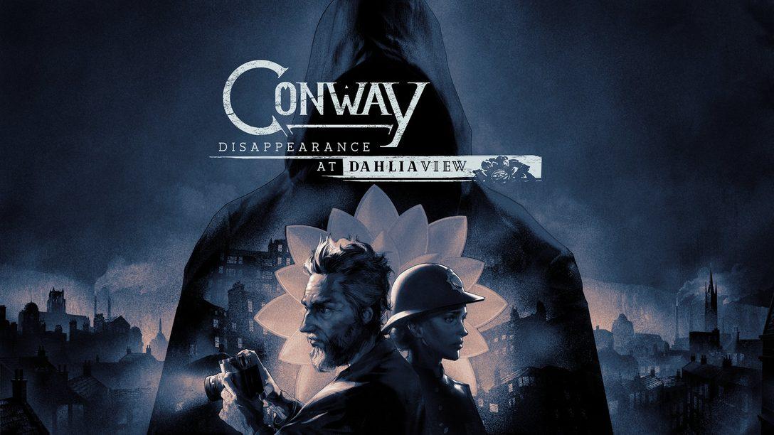 관찰 스릴러인 Conway: Disappearance at Dahlia View가 11월 2일에 PS5와 PS4로 출시됩니다
