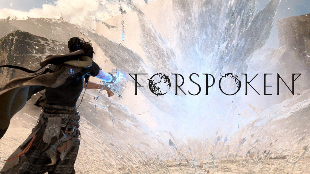 내년 봄에 프레이와 함께 Forspoken의 환상적인 세계를 여행하세요