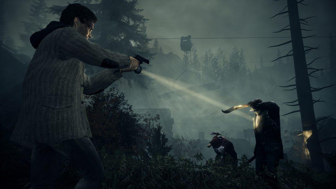 다시 쓰는 역사 - Alan Wake Remastered가 작가의 이야기를 PS4와 PS5에 선보입니다