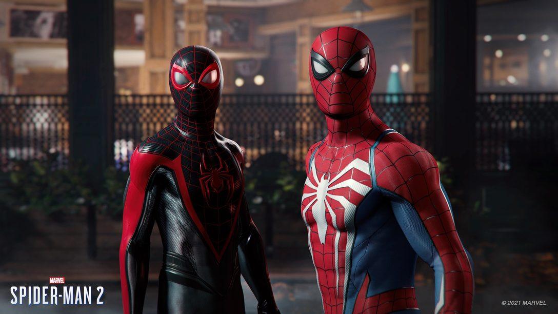 Marvel's Spider-Man 2와 Marvel's Wolverine 공개되다