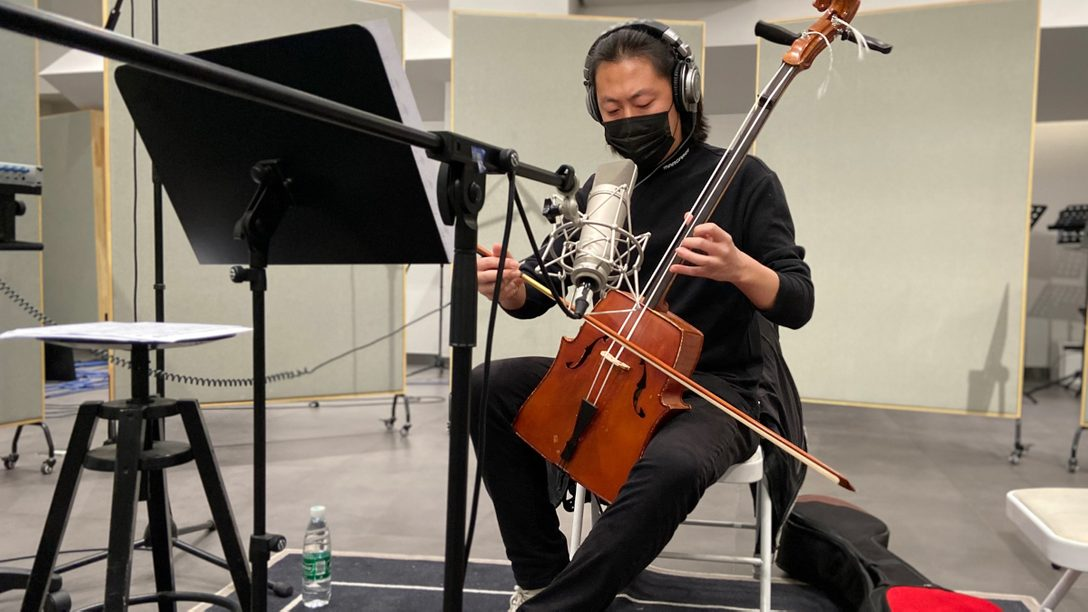 Ghost of Tsushima: 이키섬의 음악