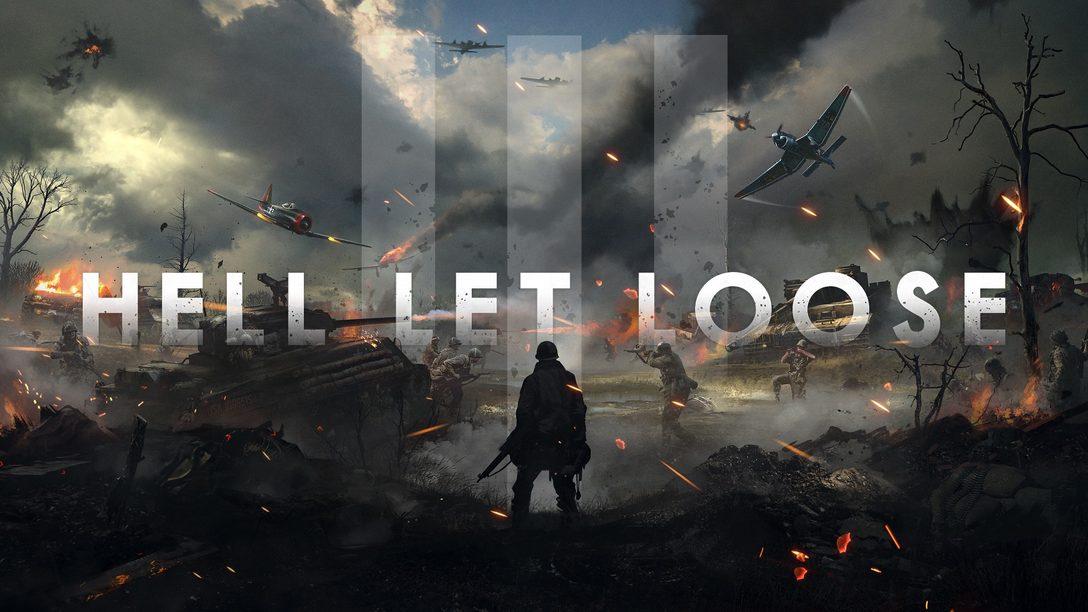 Hell Let Loose를 통해 전쟁의 처절한 현실을 경험하세요